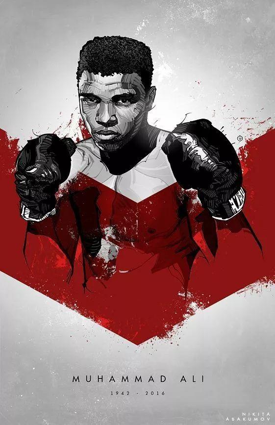 拳击代表一种欲望