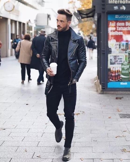 切尔西靴搭配指南:删繁就简的靴装时尚,让穿搭更简单
