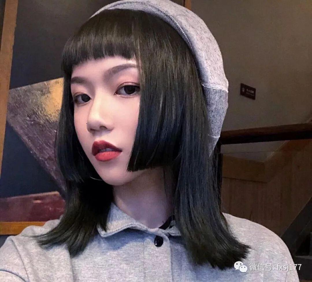 """最近超火的""""公主切""""发型到底适合什么人剪?图片"""