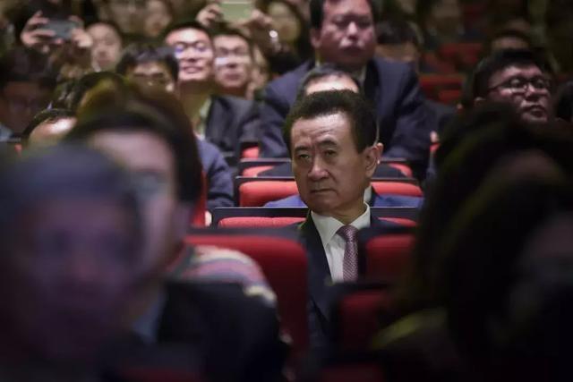王健林撬不动地球:万达商管全球大甩卖 (组图)