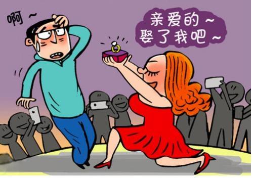 民政部发声抵制天价彩礼,男生还是不想追女生,一个趋势很有意思