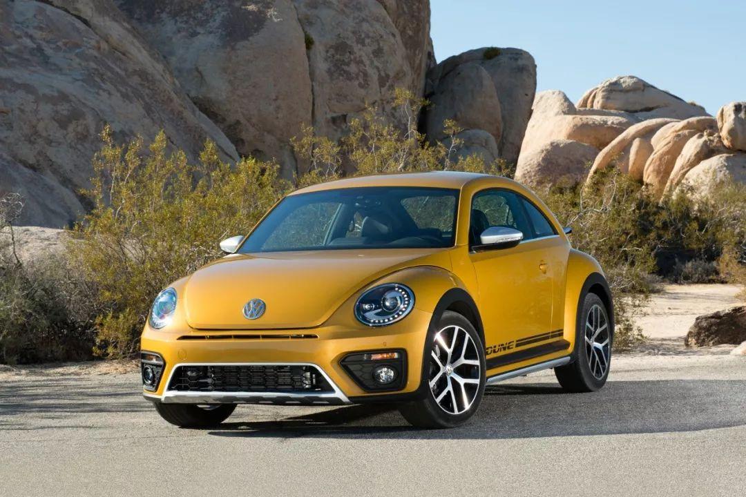 甲壳虫将在2019年停产,大众赶在最后关头还是发布了coupe和敞篷版