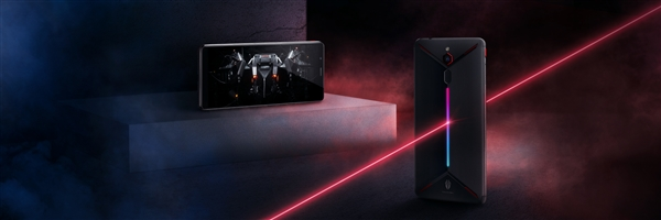 努比亚红魔Mars电竞手机6GB+64GB烈焰红开售:2699元