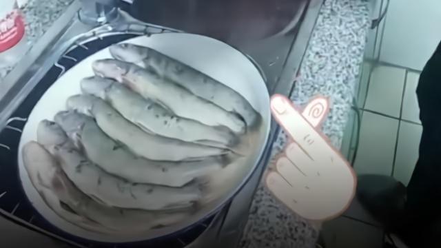 儿子孝敬父母晒做鱼视频 为何网友却让他自首