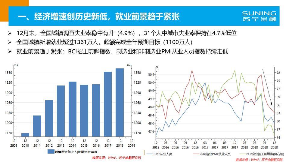2019年我国经济形势_2019年中国经济形势展望