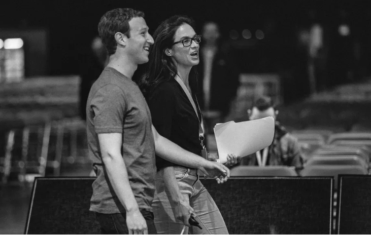 公关1号人物官宣离职,谁将继任,助Facebook涅槃?