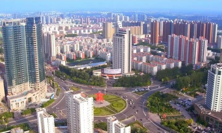 河南省内gdp_河南18省辖市GDP排名出炉商丘这八项排第一!
