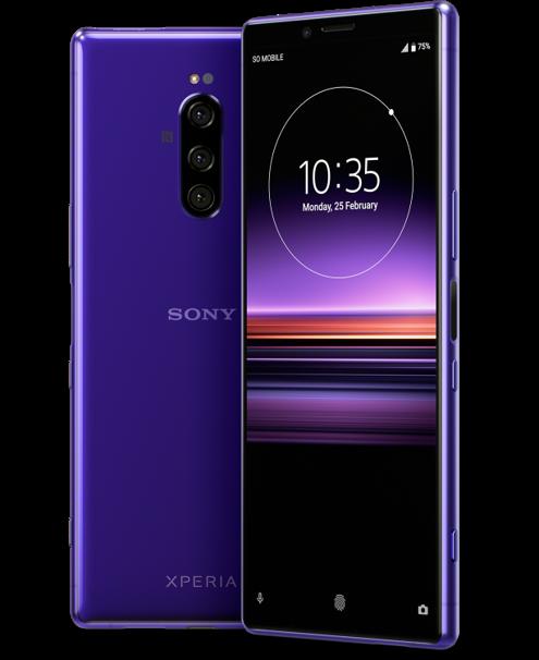 索尼Xperia三款新手机曝光