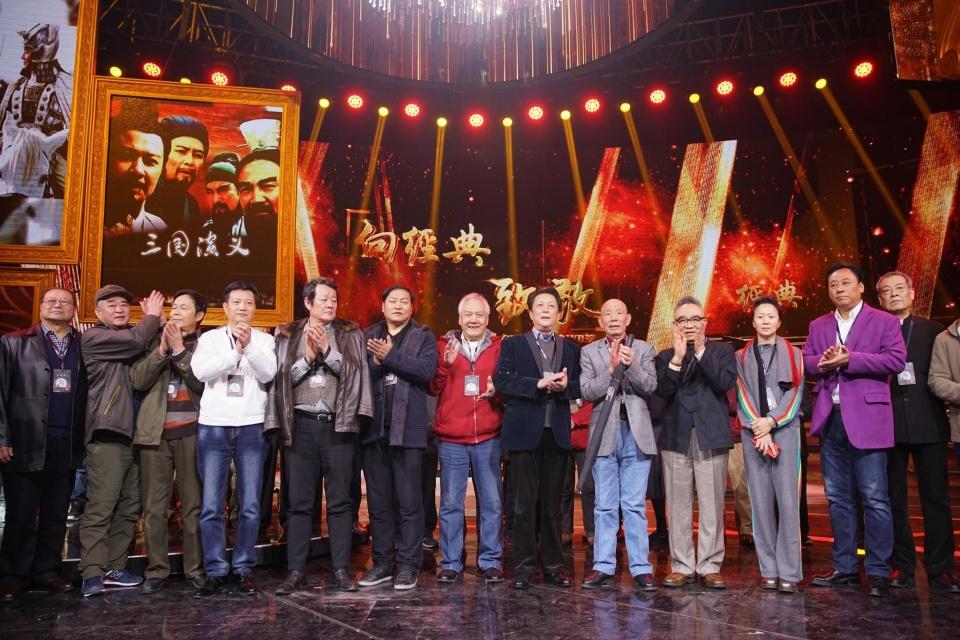 三国演义全部演员表照片 老版,新版三国演义演员名单图片