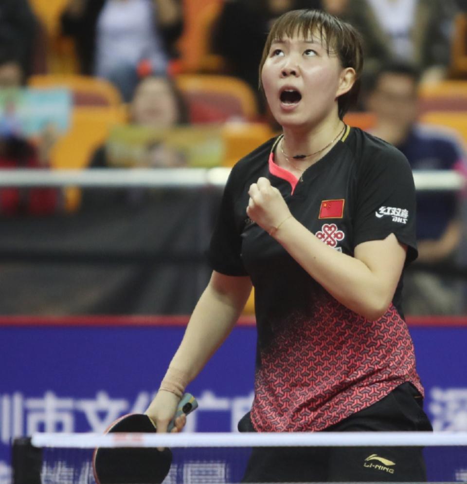 国乒亚洲杯名单!马龙陈梦参赛 丁宁许昕退赛