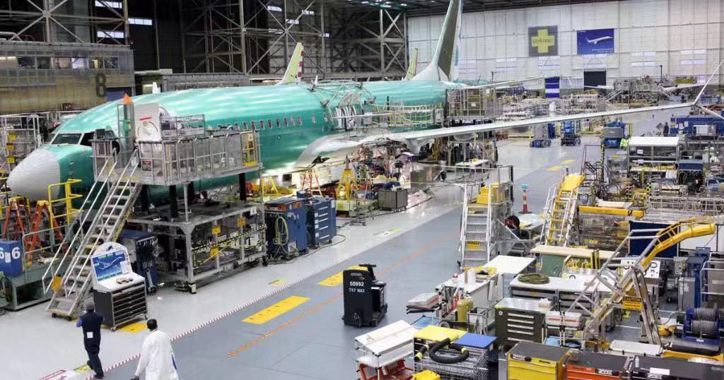 波音承诺更新飞行控制软件 最迟5月前投入使用