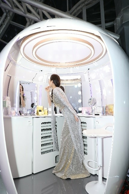 《美博会30周年推出重磅创新型项目蛋妆,引发业界热议》