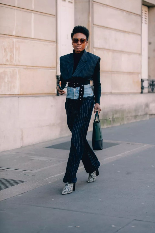 从街拍看巴黎时装周关键流行趋势