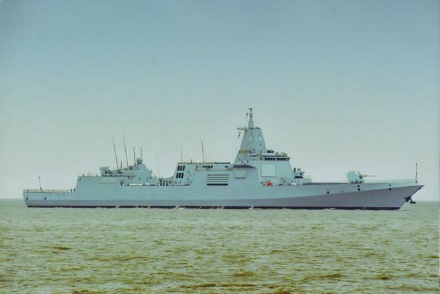 人民海军成立70周年之际,又会有哪些新装备亮相?