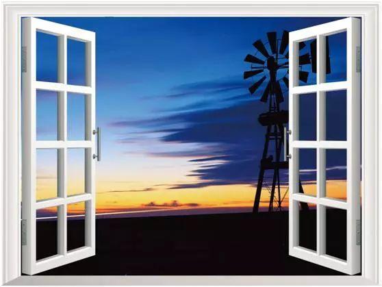 心理学:下面四扇窗你最想推开哪扇?测你下半年会遇到什么贵人?