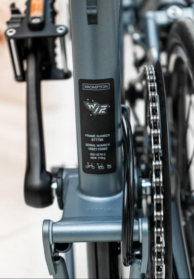 brompton自行车旗舰店入驻 westfield london 购物中心图片