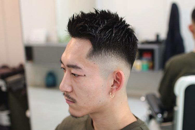 夏季流行的男士发型,简单又精神图片