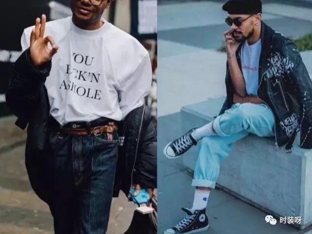 一件简单的T恤N种穿法,男士夏季时髦穿搭先看这篇吧!
