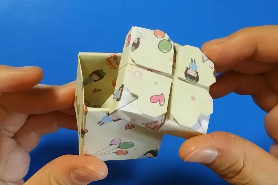 简单折纸花大全图解 步骤