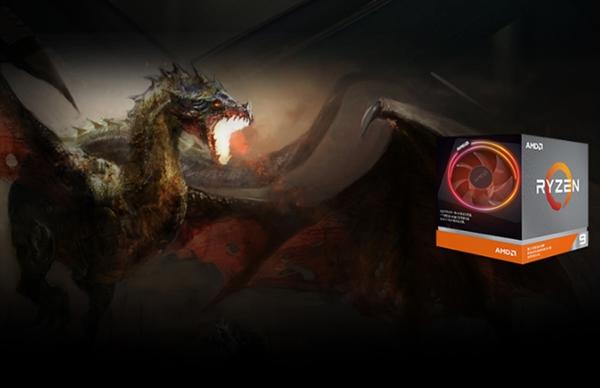 24個框框制霸!AMD銳龍9 3900X上架開賣