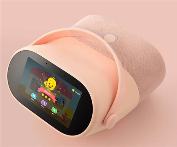 小米众筹上架杜丫丫AI英语学习机Pro:iPhone同级别屏幕