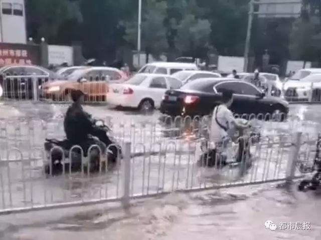 刚刚,徐州气象再次发布雷暴黄色预警「Ⅲ级/较重」
