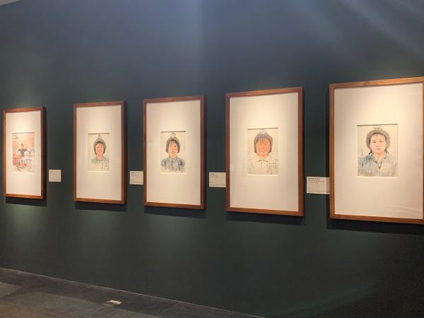 """广东美术馆馆藏展""""图绘新中国——广东国画的改造与转型(1949-1978)"""""""