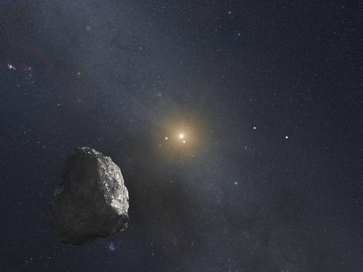 一去不回或落入凡间,彗星到底从何处来,又要到何处去?