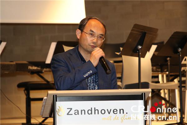 欧中青少年音乐艺术节在比利时举办 《新丝绸之路》音乐会首次亮相