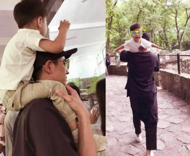 乔振宇结婚6年零绯闻,与儿女同框烟不离手引争议