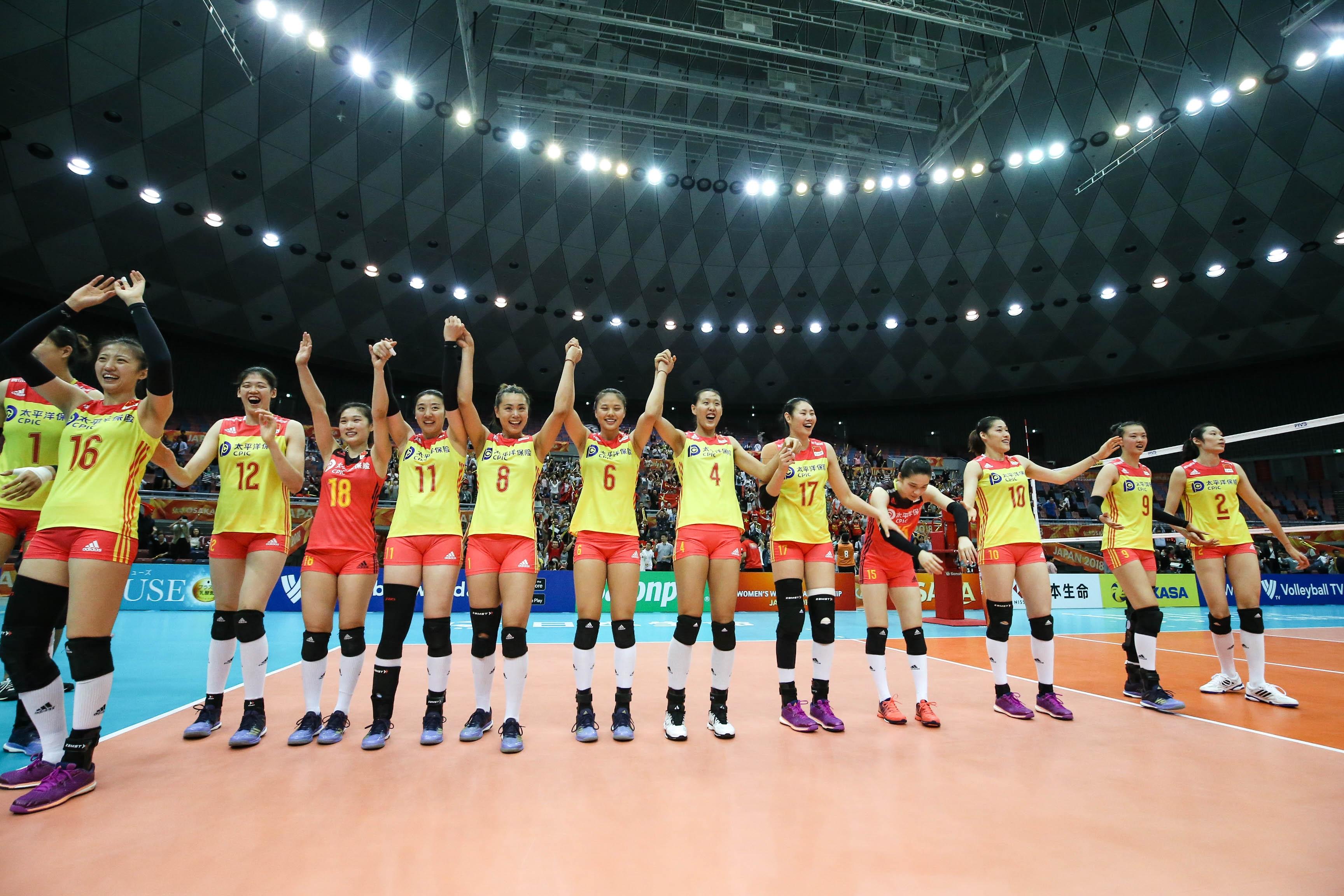 中國女排奧運預選賽對手出爐,迎戰歐洲3強不容有失