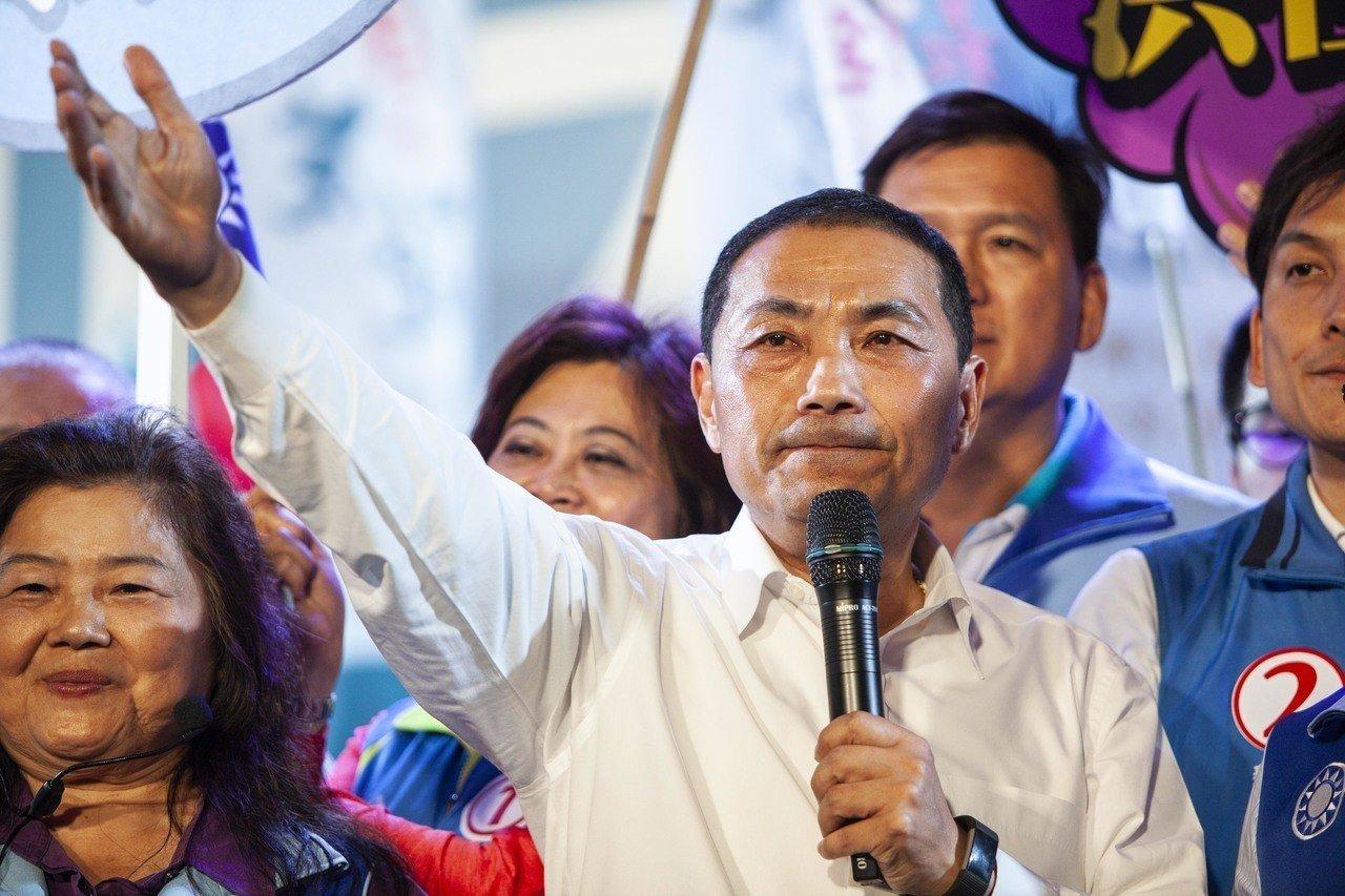 台湾哪个党最大?三万人同场高喊:讨厌民进党!