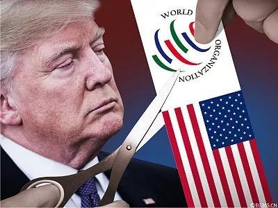 """如果美国执意退出此""""群""""影响还是很大的,不过世界没谁照样转!"""