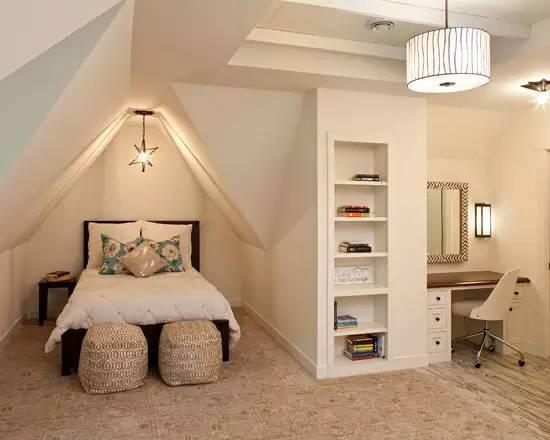 粉蓝色的主基调让房间内不仅                    新之意,小帐篷里