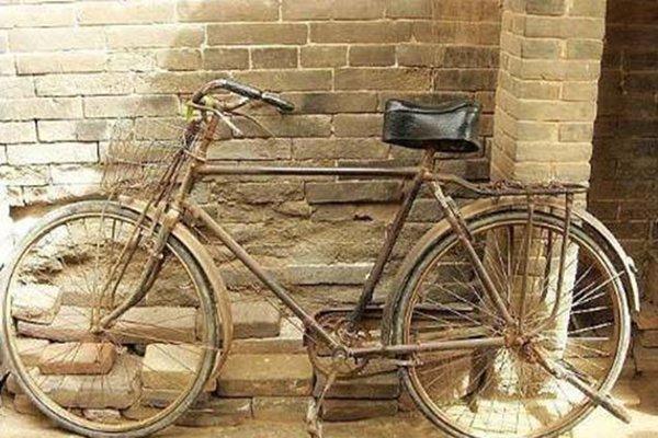 二八大杠自行车