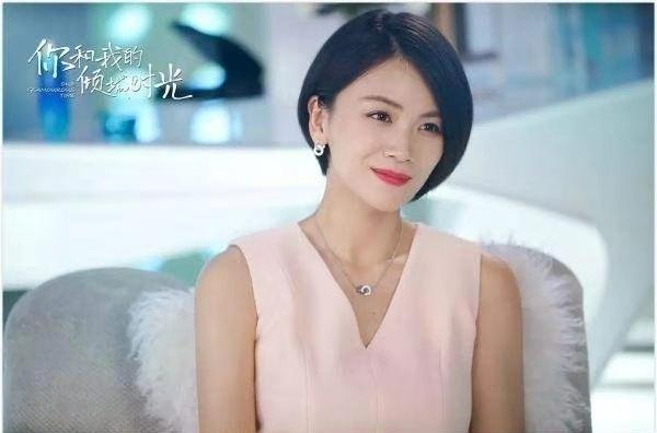 《倾城时光》林浅和陈雅怡天生自然脸, 厉靳媛整容脸