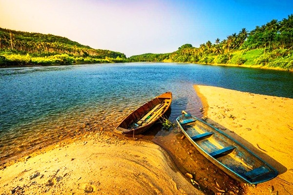 風景名勝:萬泉河,玉帶灘,官塘溫泉,博鰲亞洲論壇永久會址等.