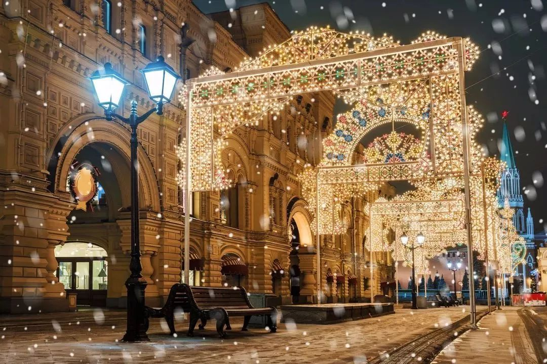 全球最有气氛的圣诞旅行地 看看你去过几个?