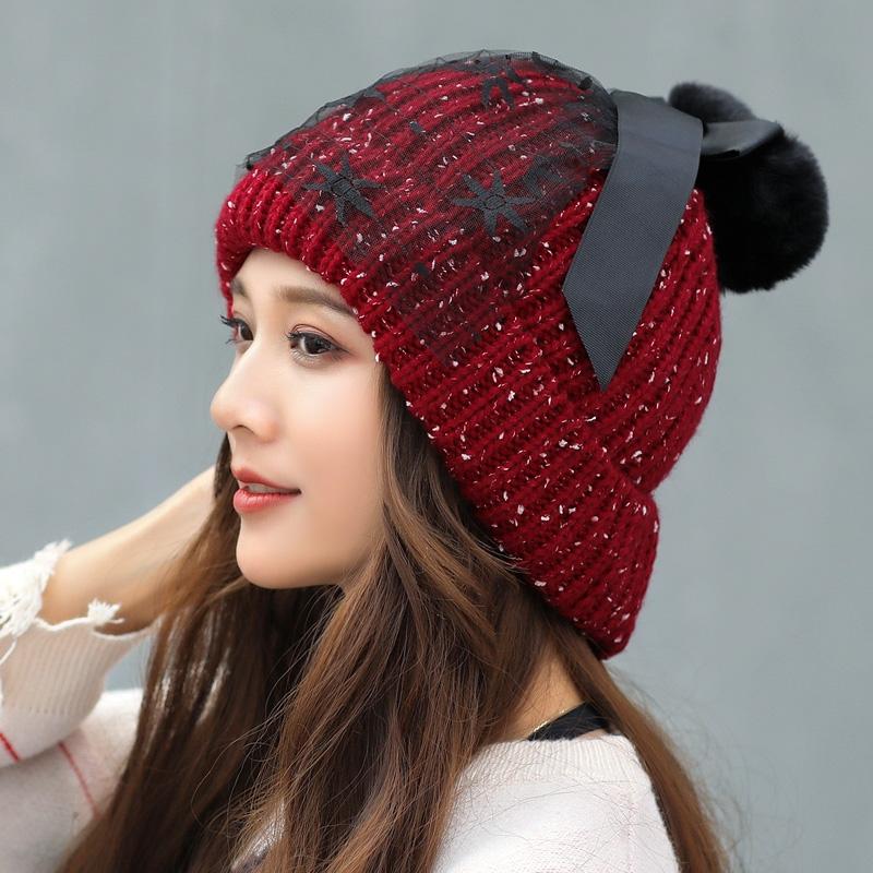 韩式双层侧领围巾的系法
