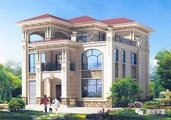 15款农村自建房外观效果图,老家建房子这样建,肯定够漂亮.