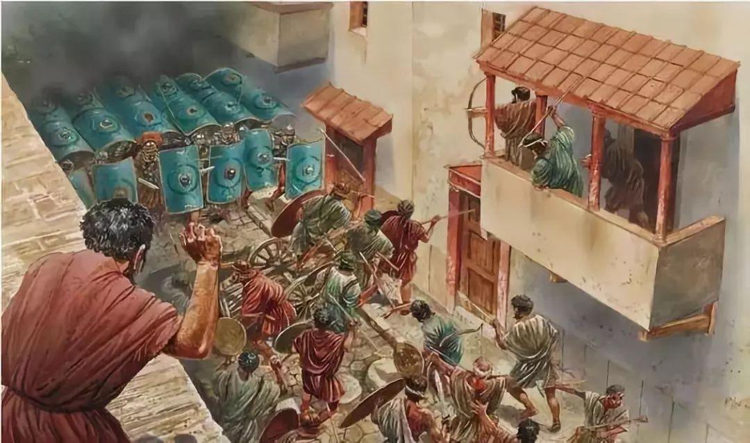 军团阵:为何只在罗马情趣盛行而没有被中原大龟甲女明星骚小说图片