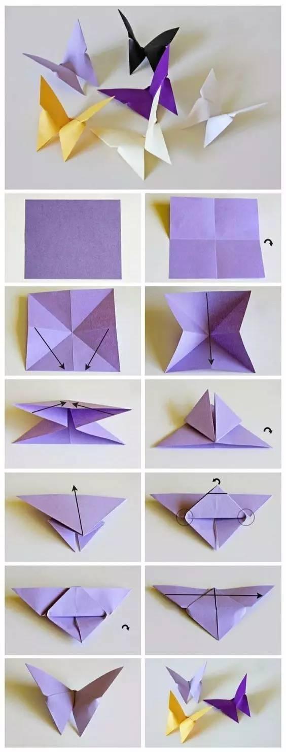 折纸老虎的步骤