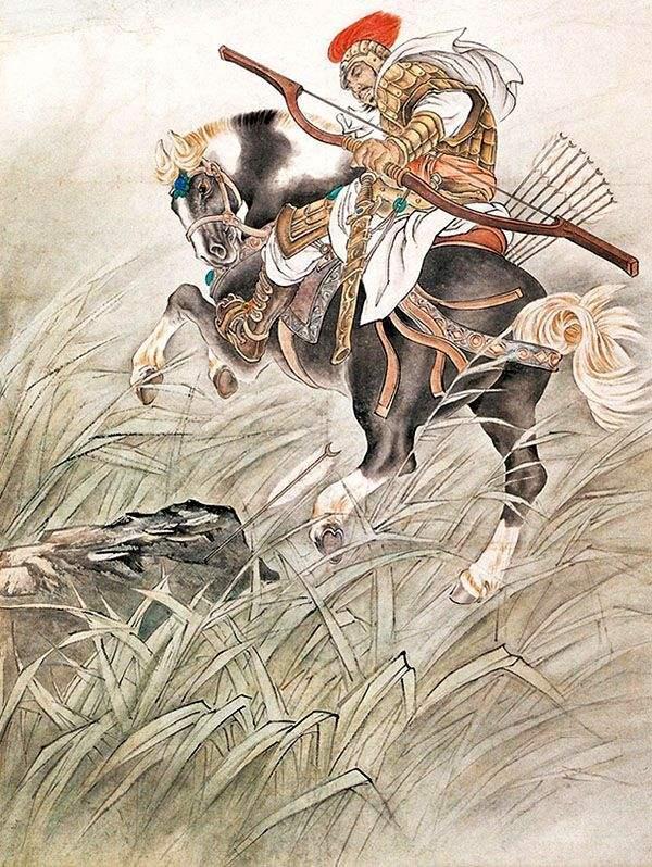 大汉万户侯_咏李广诗词精选一十六首 使李将军,遇高皇帝,万户侯