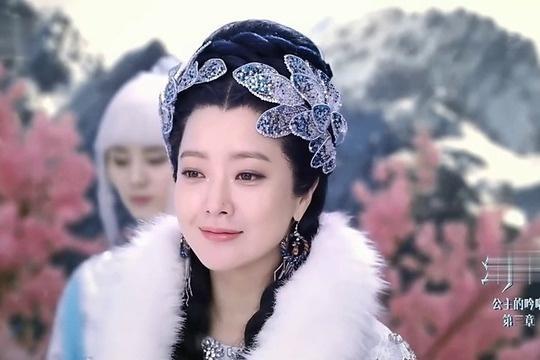 """4位古装美女的""""仙女卷"""":杨幂俏皮,娜扎惊艳,而她似"""