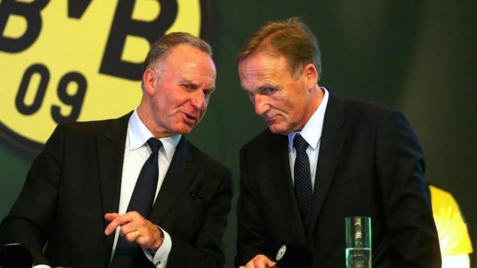 太抢手!多特与拜仁争夺德国队主力前锋 一优势