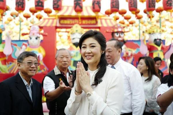 美女总理英拉中国再就业,8800万喜提汕头集装箱码头