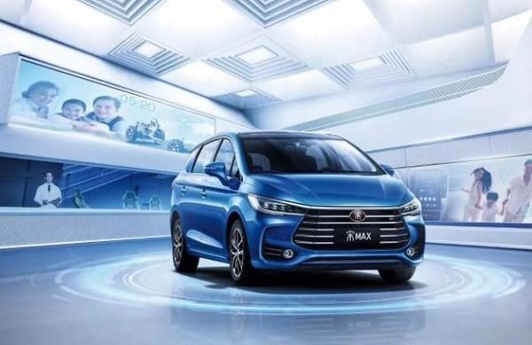 2018年比亚迪汽车销量发布新能源汽车占比48%