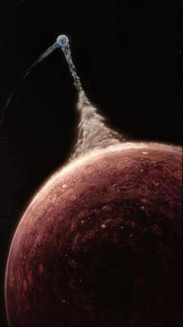 能被领航员空间站点燃的木星,究竟是个什么来头