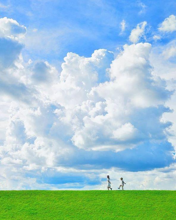 美好 ¦ 偷拍3年,日本老爸把女儿拍成宫崎骏动画!每天3万人催他晒照……