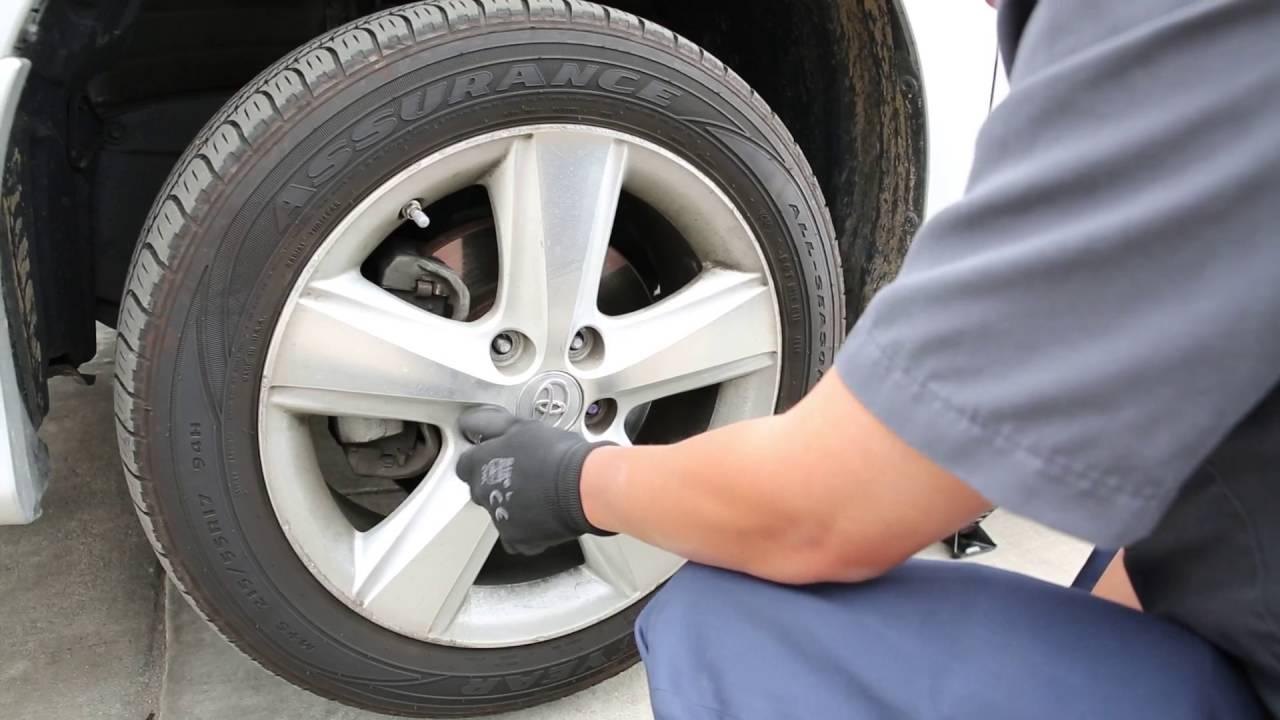 汽车轮胎更换方法是什么_太平洋汽车网